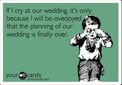 WeddingCry